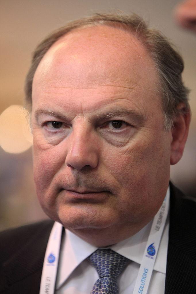 Hervé Marseille, vice-président du Sénat, sénateur-maire de Meudon