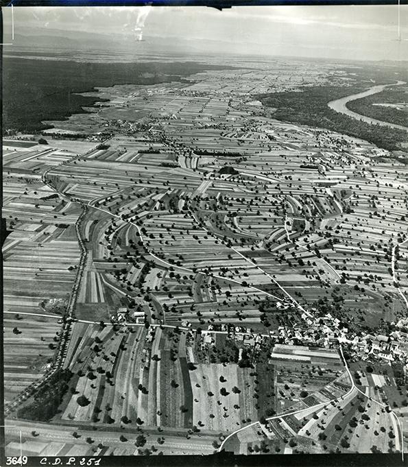 Massif de la Harth datant des années 50