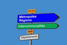 Nouvelle organisation territoriale de la France