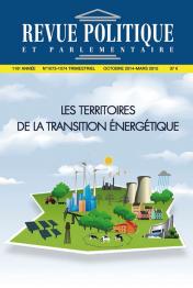Revue Politique et Parlementaire n° 1073-1074 (PDF)