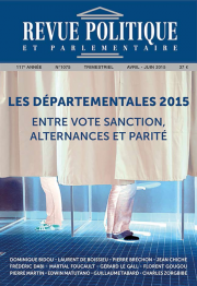 Revue Politique et Parlementaire n° 1075