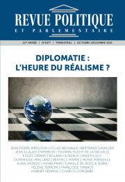 Revue Politique et Parlementaire n° 1077