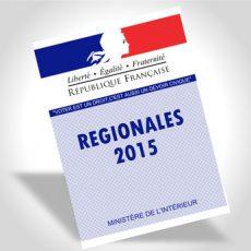 Les élections régionales de 2015