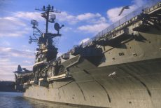 United States Aircraft Carrier, New York City, New York