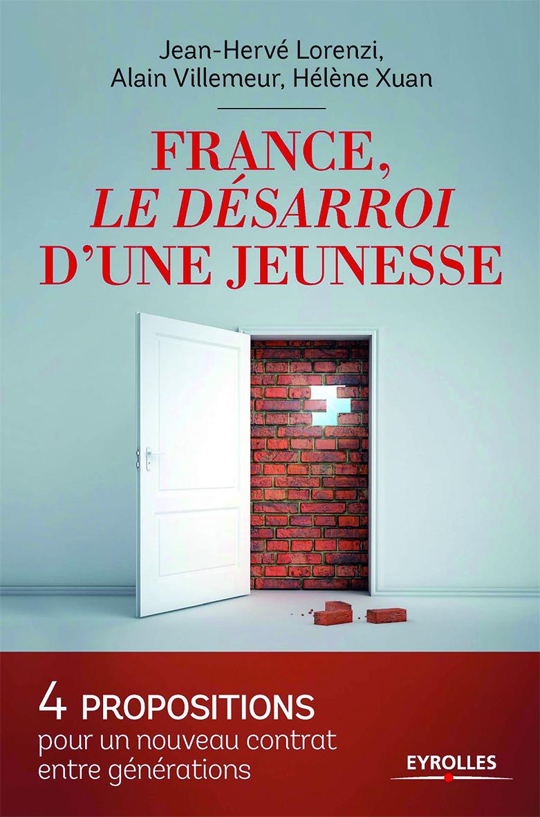 Livre France, le désarroi d'une jeunesse