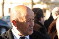 Jean-Yves Le Drian remporte les élections régionales de 2015 en Bretagne
