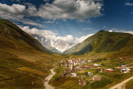 Sud Caucase