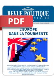 Revue Politique et Parlementaire n° 1079 – PDF