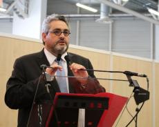 Olivier Bianchi, maire de Clermont-Ferrand