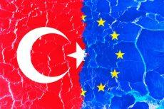 Relations tendues entre la Turquie et l'Europe