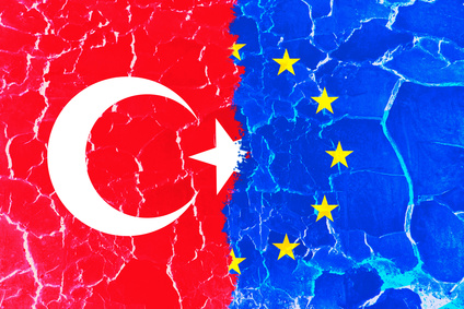 Relations tendues entre la Turquie et l'Europe