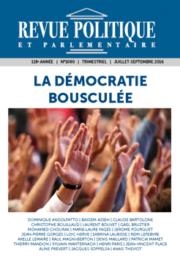 Revue Politique et Parlementaire n° 1080