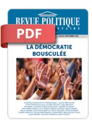 Revue Politique et Parlementaire n° 1080 – PDF
