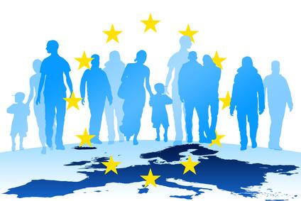L'Europe et les frontières