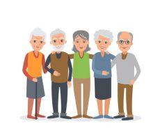 Les départements : acteurs essentiels du bien vieillir