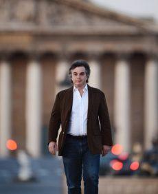 Alexandre Jardin, candidat à la présidentielle