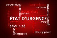 Etat d'urgence : le bilan d'un an de contrôle parlementaire