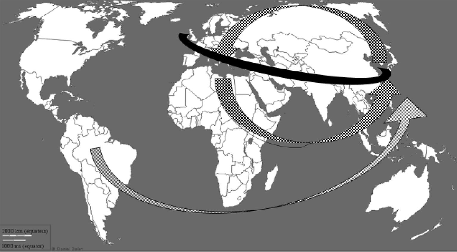 Atlantisme/Eurasisme