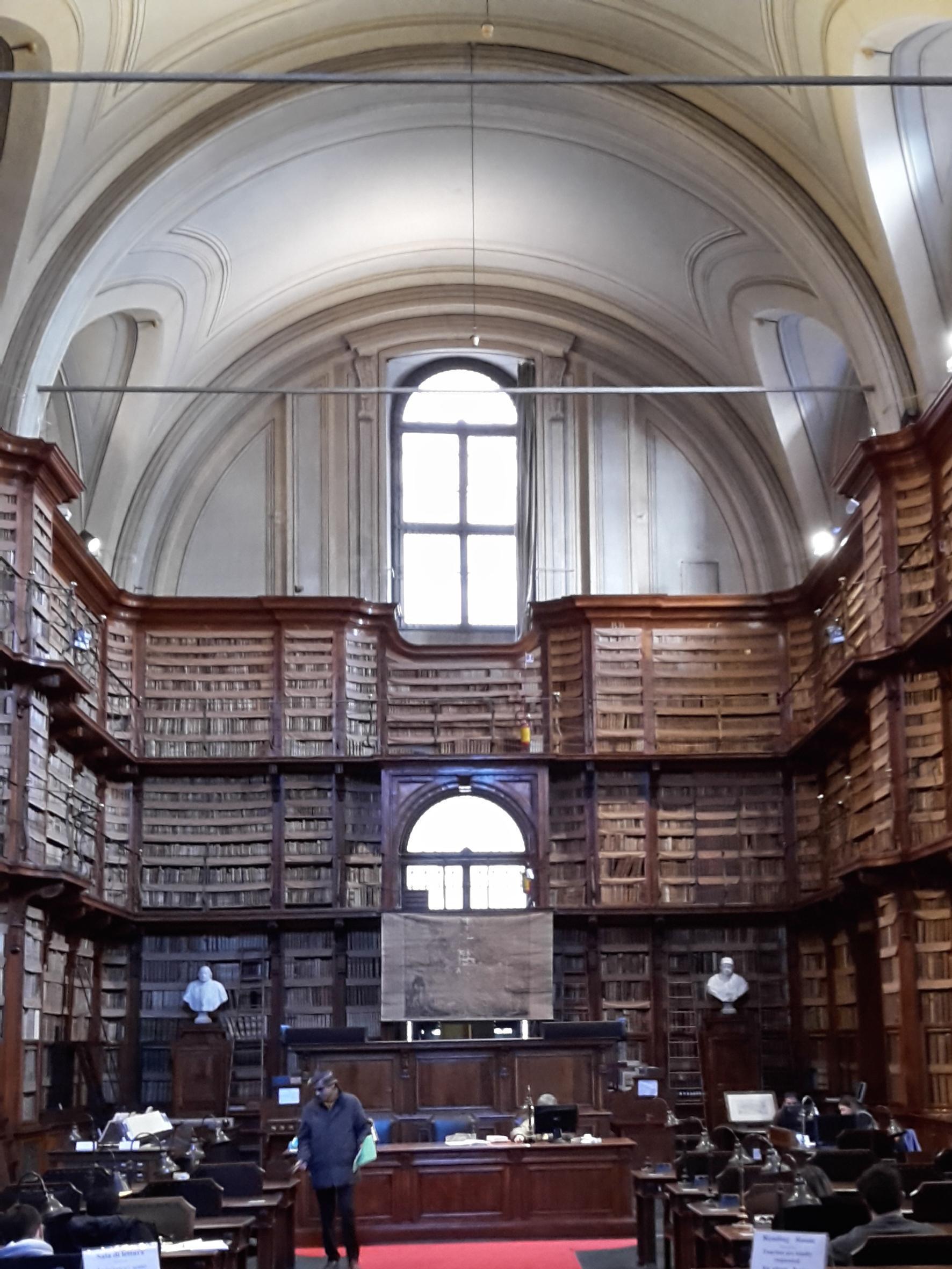 Bibliothèque Angelica