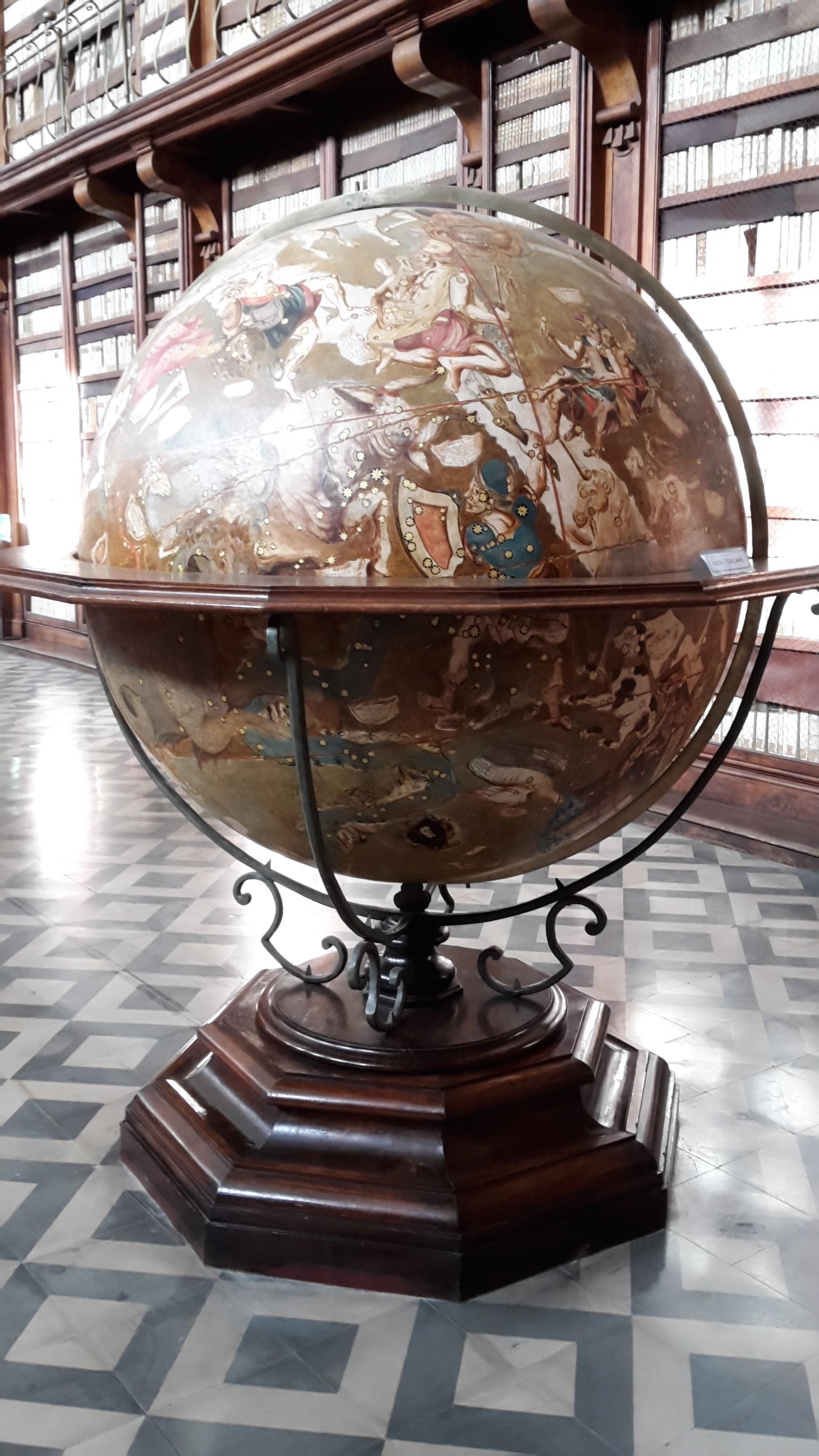 bibliothèque Rome