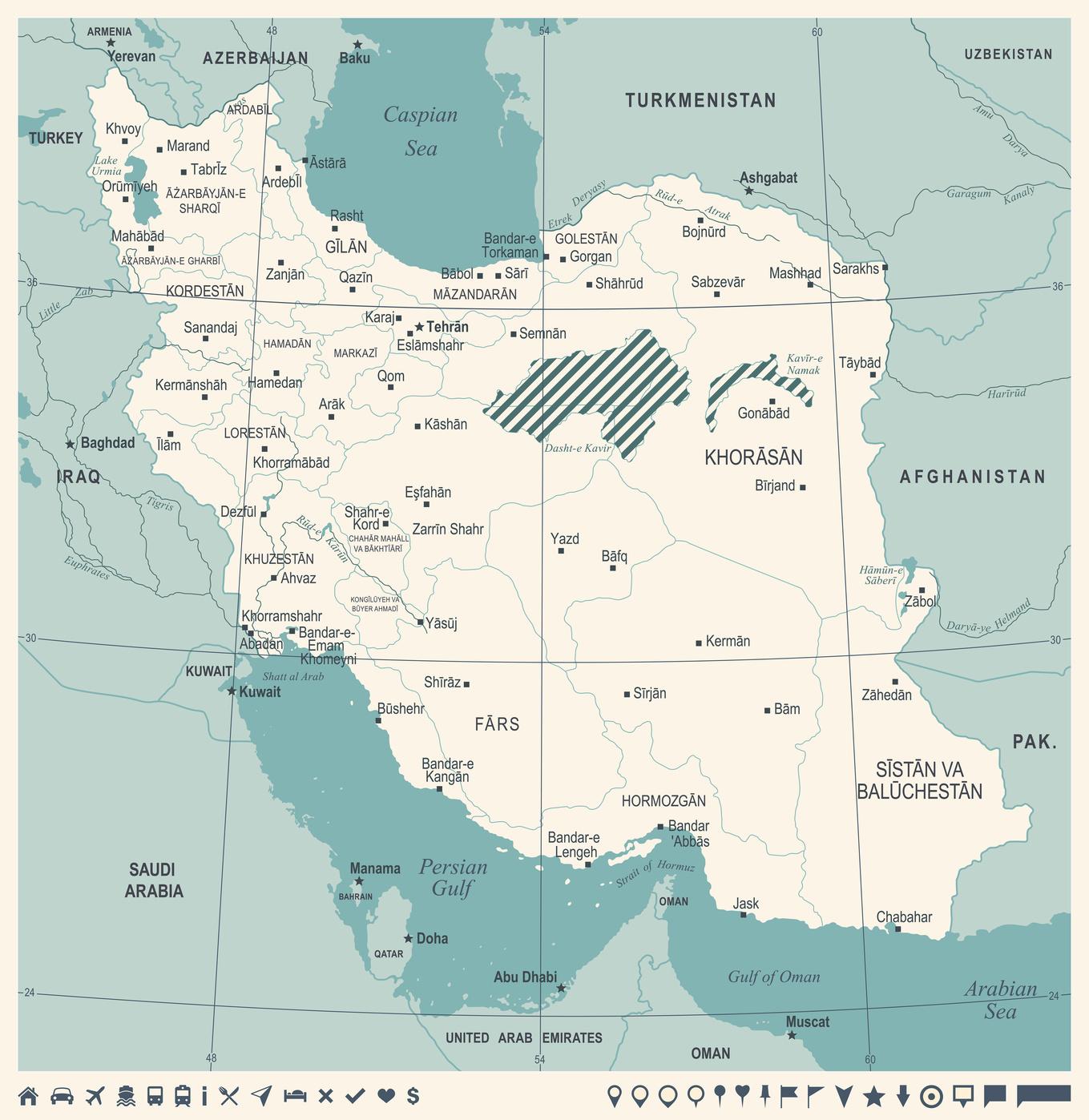L'Iran, une aspiration à la mondialisation dans le respect des différences