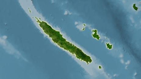 La Nouvelle-Calédonie face à l'Indépendance