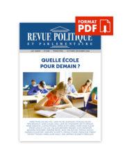 Revue Politique et Parlementaire n° 1089 – PDF