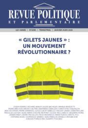 Revue Politique et Parlementaire n° 1090