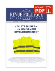 Revue Politique et Parlementaire n° 1090 – PDF
