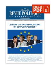Revue Politique et Parlementaire n° 1091 – PDF
