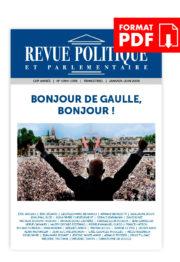 Revue Politique et Parlementaire n° 1094-1095 – PDF