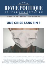 Revue Politique et Parlementaire n° 1096