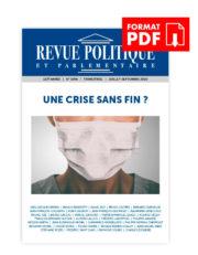 Revue Politique et Parlementaire n° 1096 – PDF