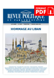 Revue Politique et Parlementaire n° 1098 – PDF