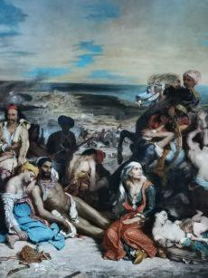 Eugène Delacoix, Scènes des massacres de Scio