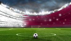 Stade de foot Qatar