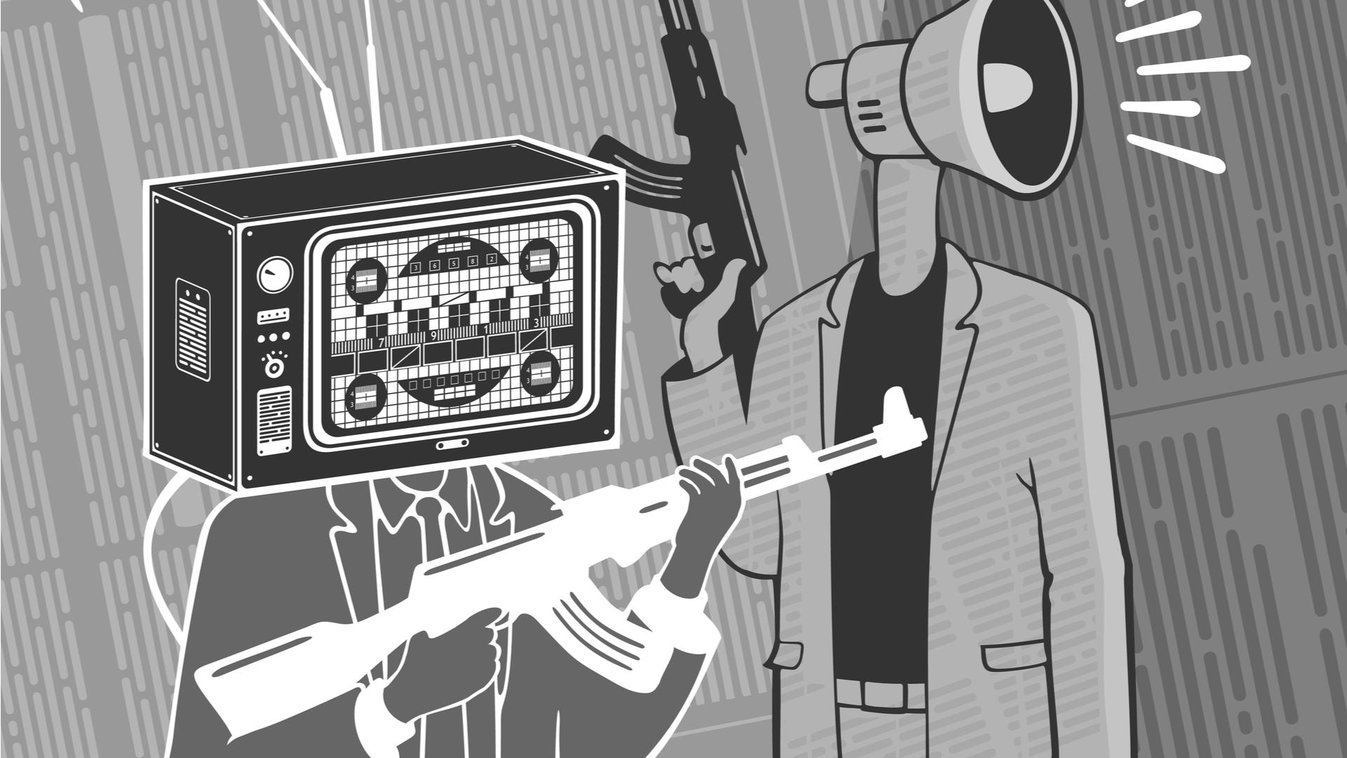 Guerre et médias