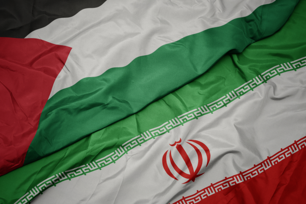 Iran et Palestine