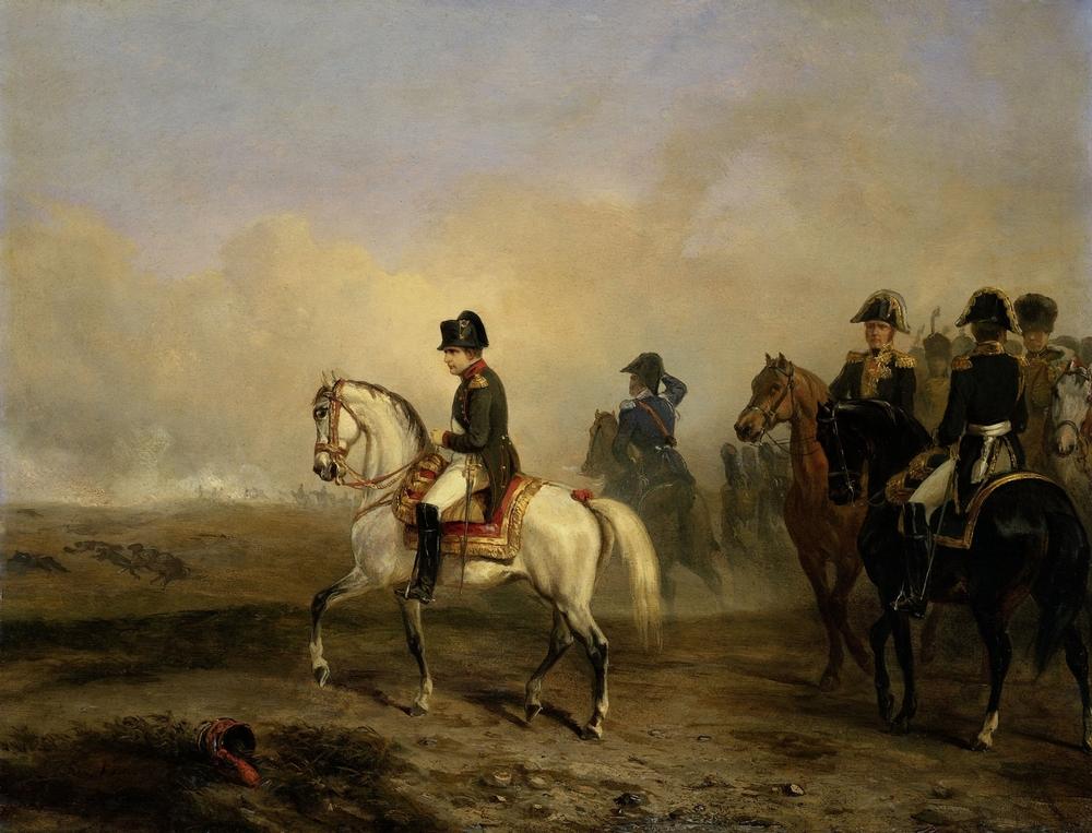 Peinture Napoléon