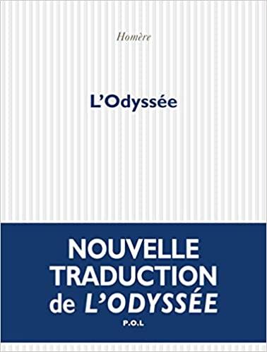 L'Odyssée d'Homère, Traduction d'Emmanuel Lascoux