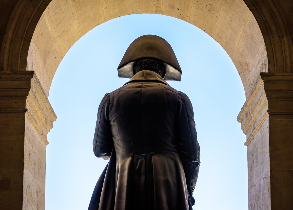 Statue Napoléon Bonaparte