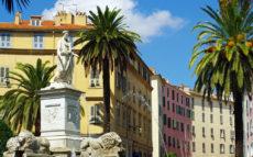 Statue Napoléon Corse