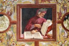 Dante, Cathédrale Orvieto