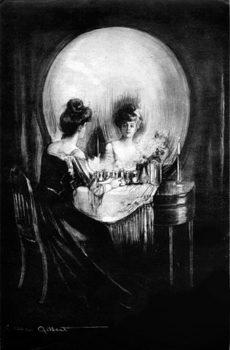 Tout est vanité, Charles Allan Gilbert (1892)